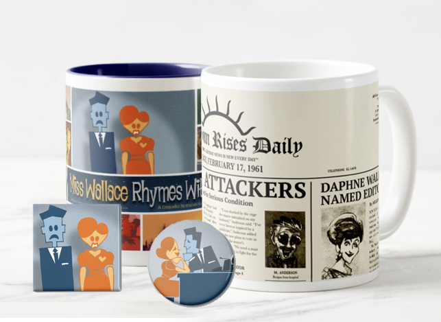 Order Mugs and Magnets! -