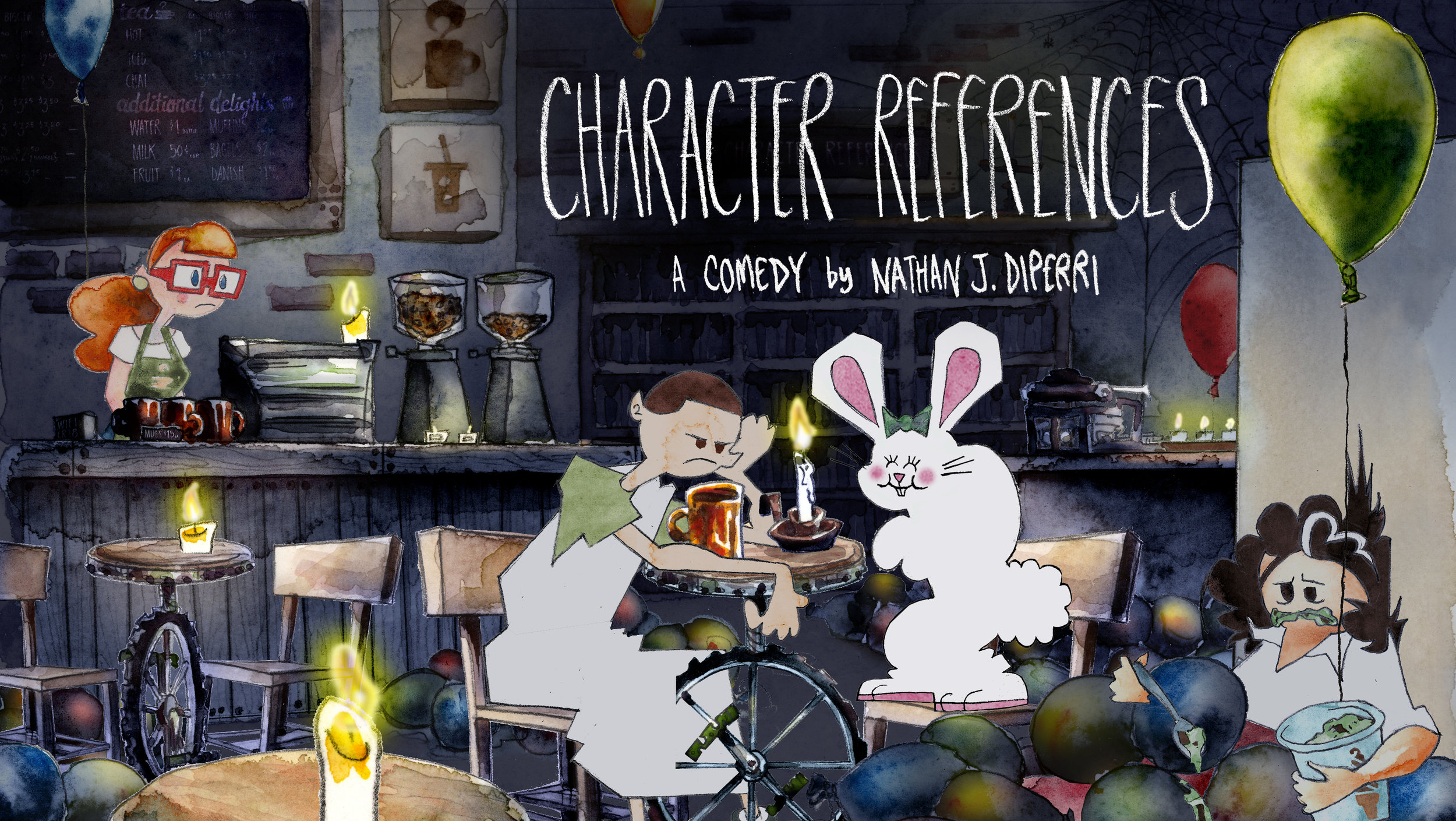 Character References plate illustration with title card.jpg