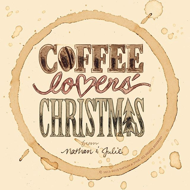 After six years of visual development, we're proud to share our latest creative endeavor with you. Coffee Lovers' Christmas is a greeting card and gift/keepsake product line that is the perfect blend of warmth, charm, and magic. Check out our story and all of our new Coffee Lovers' Christmas offerings at the link in the bio.  #coffee #christmas #illustration #illustratorsoninstagram #artistsoninstagram #dickens #winter #tea
