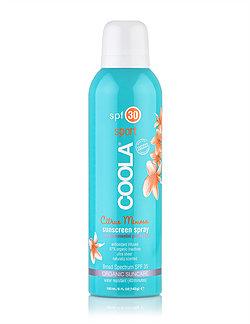 Body SPF 30 Citrus Mimosa Spray