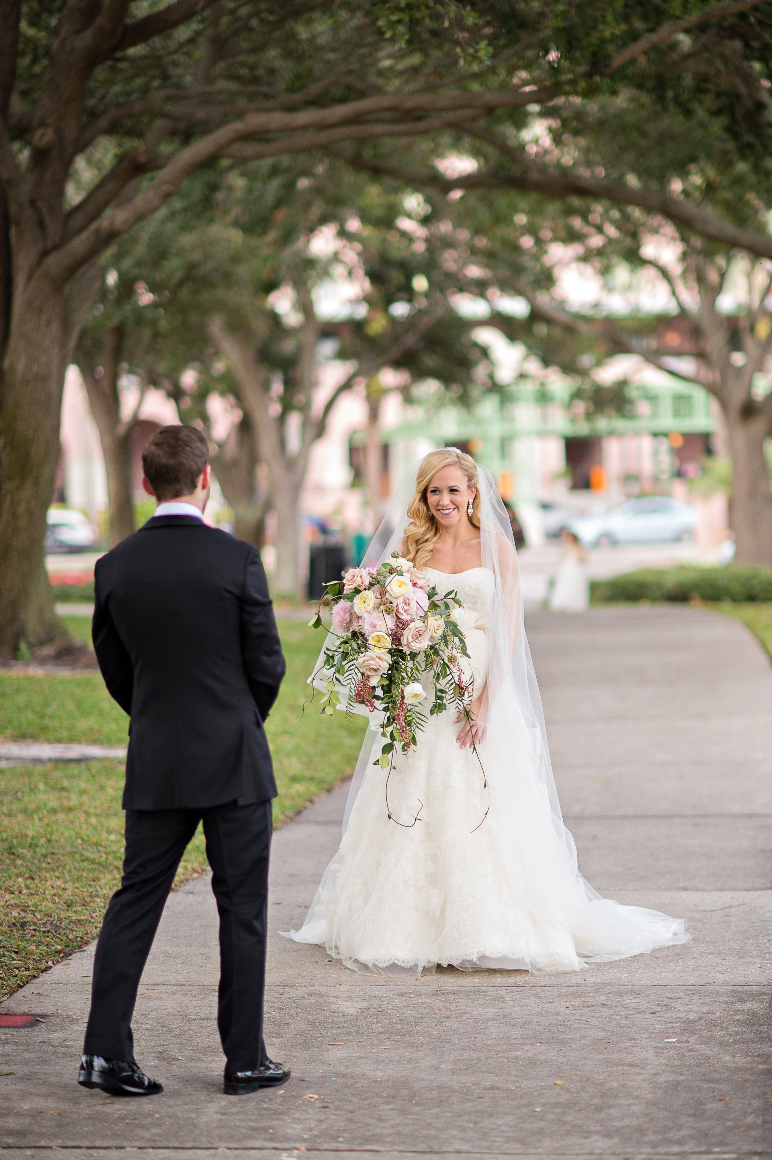 kristenweaver.com | St. Petersburg Museum of Fine Arts Wedding | Kristen Weaver Photography | Florida Wedding Photographer