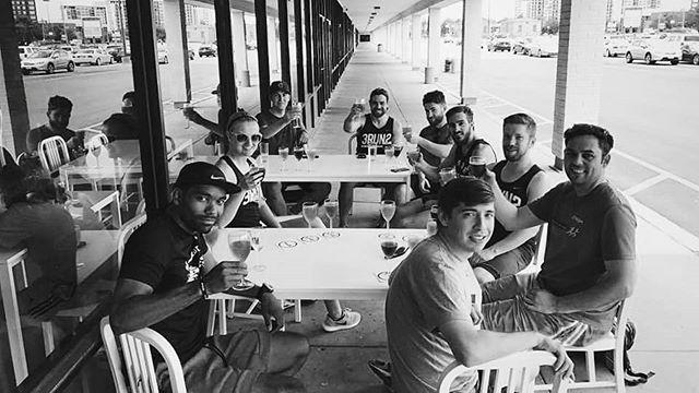 #tbt to our crash course in biking to breweries with @3ride2.  Photo by @shimmeringcinnamon #bikesandbeers #beersandbikes #uneanneebrewery #ILbeer #illinoisbeer #illinoiscraftbeer #craftbeer #cheers #fewbrews #fewbrewsbeerclub #brews #beer #biketrip #biketrips #breweryvisit #instabeer #beergram #beertography #beerphotography #beerpic #goodbeer #beersofinstagram #beerpics #raiseaglass #3ridebrew