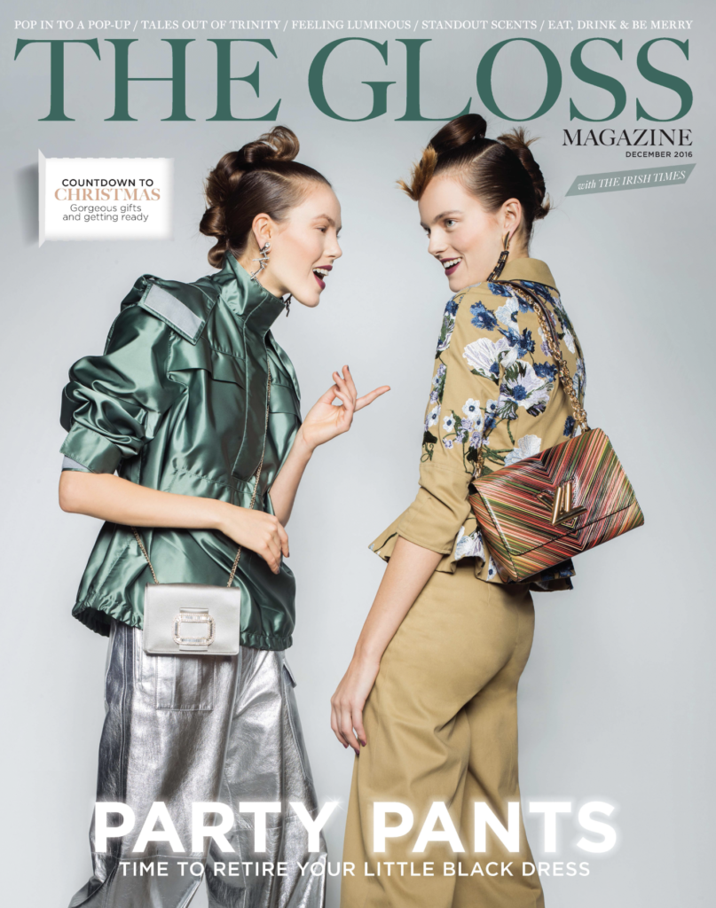 Irish Times Gloss Magazine Dec 2016