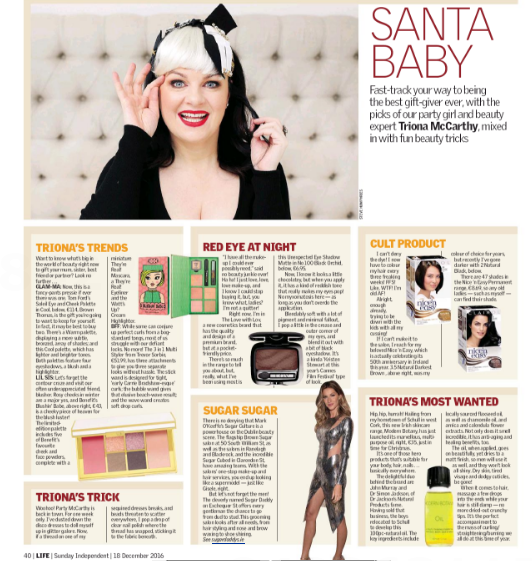 Sunday Independent 18.12.16