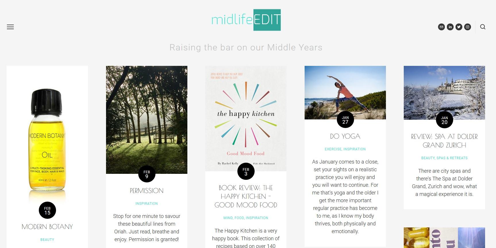 Mid Life Edit review Feb 2017