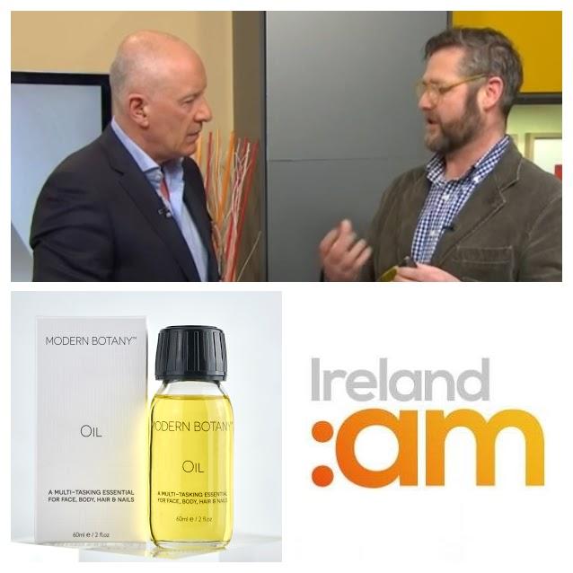 TV3 Ireland AM March 2017