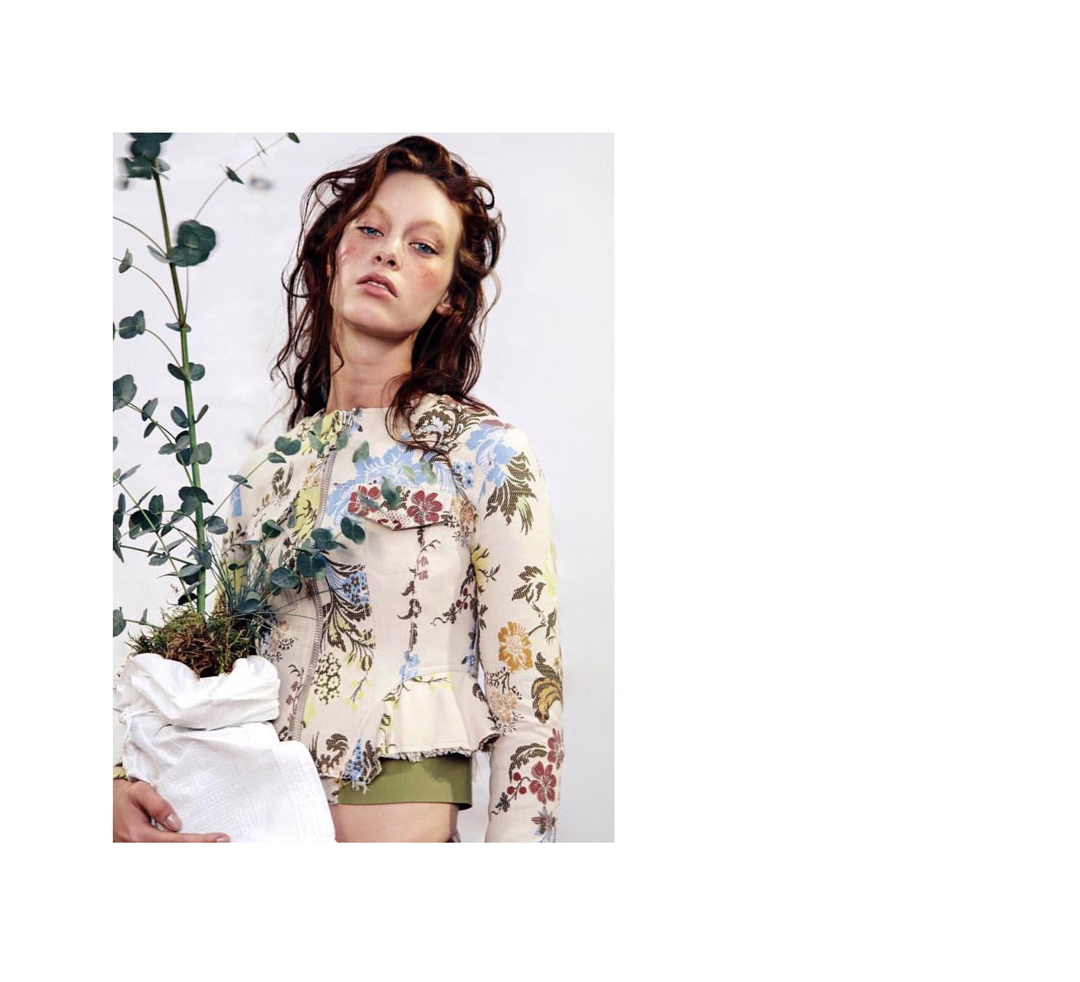 V Magazine USA 'Londonds Spring Awakening' Feb 2018