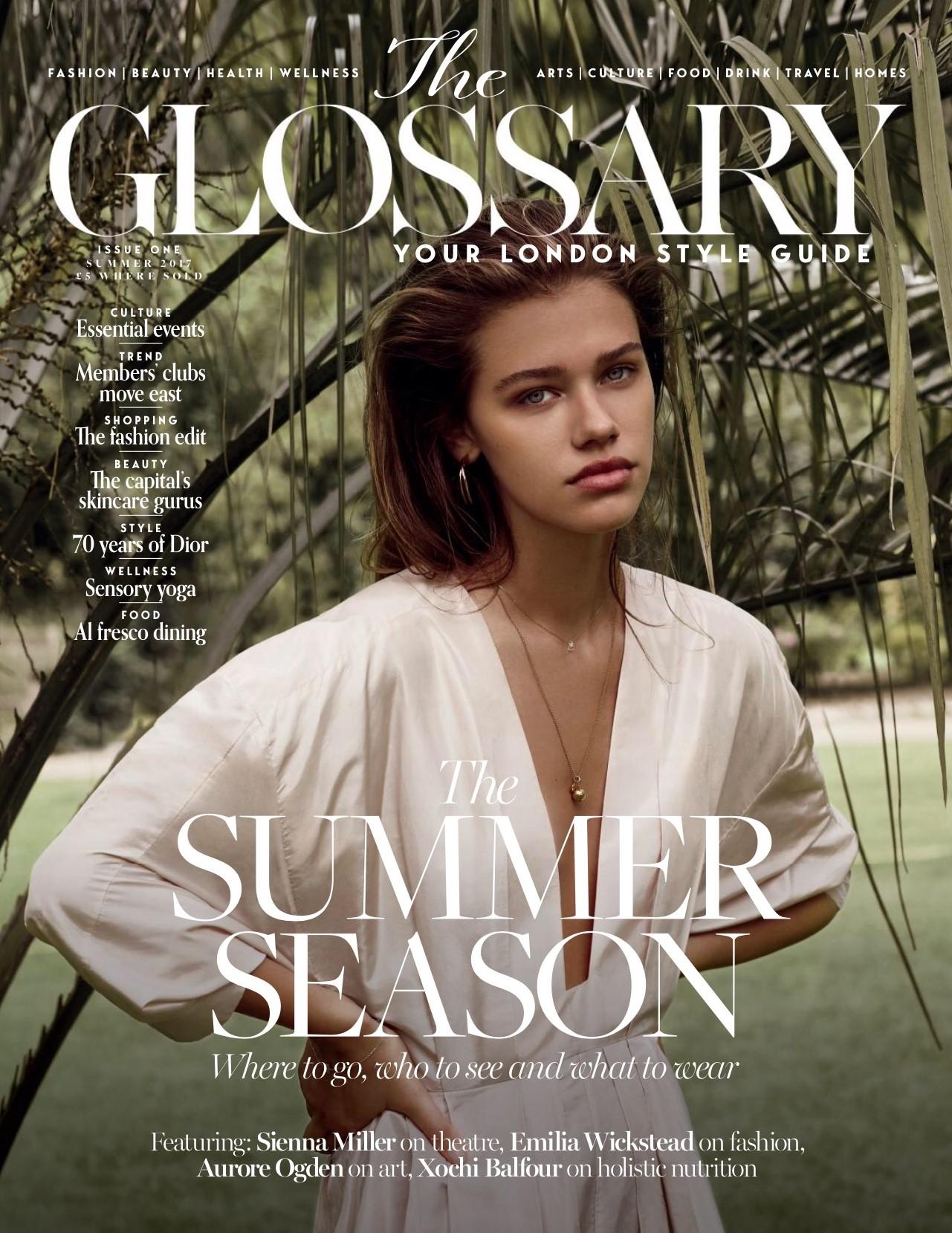 The Glossary Magazine UK Aug 2017