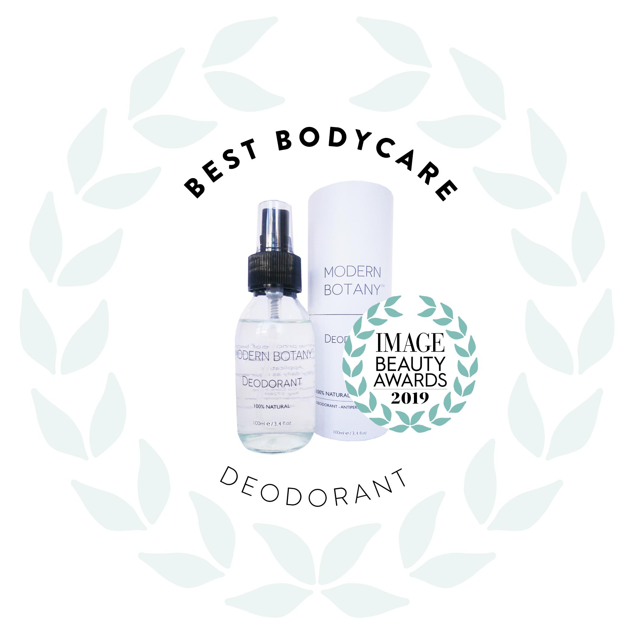 Image Magazine - Best Bodycare Award 2019