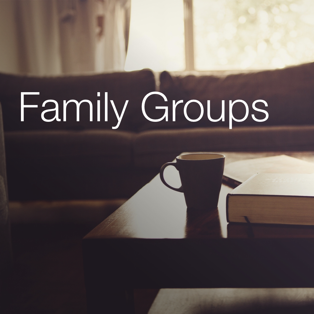 Join a Family Group - This is our adult small group ministry here at the Tabernacle. It's the best way to connect with other Christians and grow in your faith.