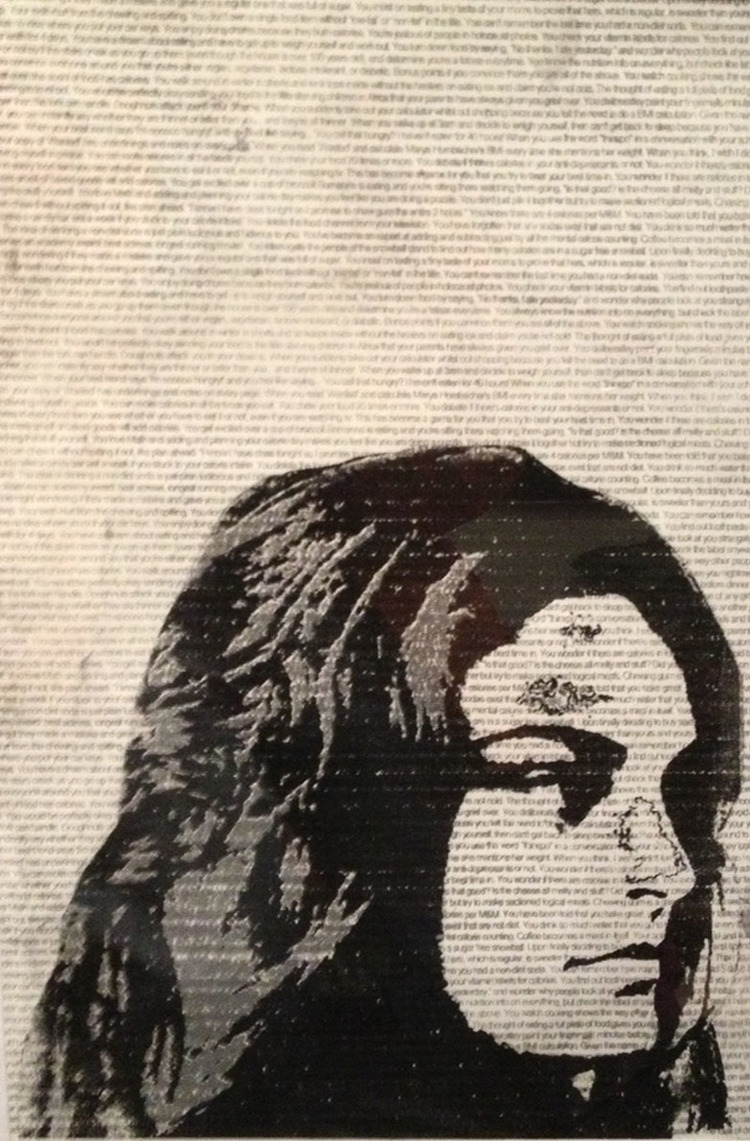 SELF EXPOSURE  Lithographs,series of 4  12 editions