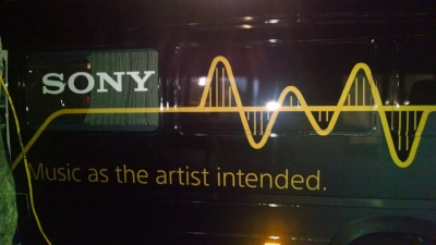 Sony sponsored Magic Bus by Jon Whitledge!