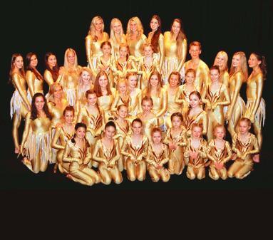 20.10.16 Goldige Green Spirits proben auf besonderer Bühne