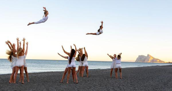 18.07.18 Greenies präsentieren ihr Können an Costa del Sol