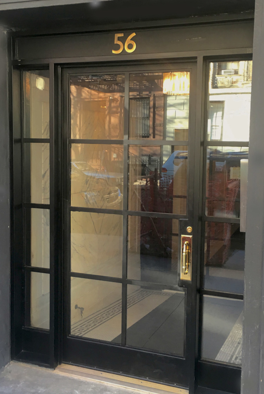 Manhattan Iron Doors Co.