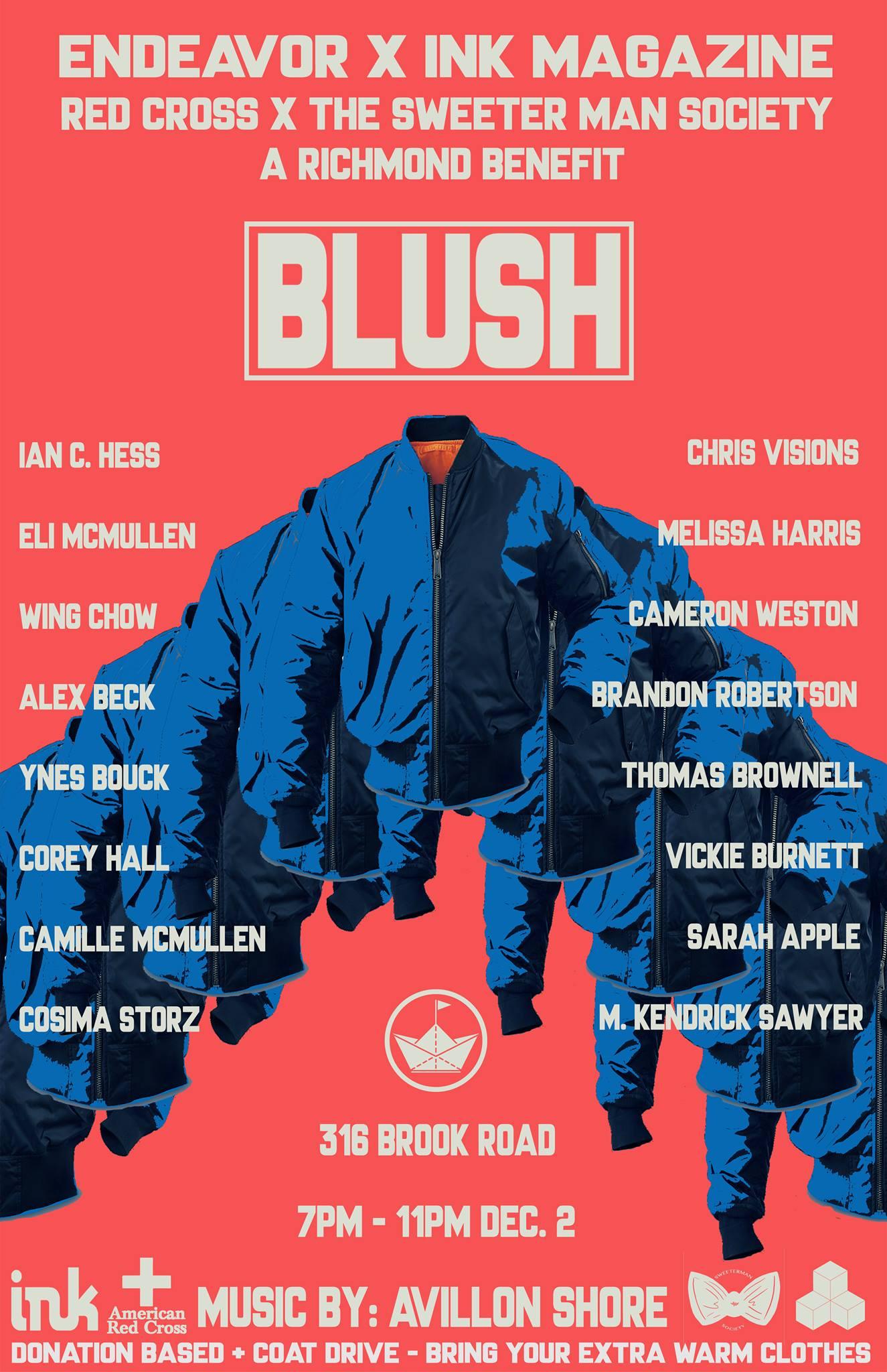 Endeavor x Ink Magazine-Blush