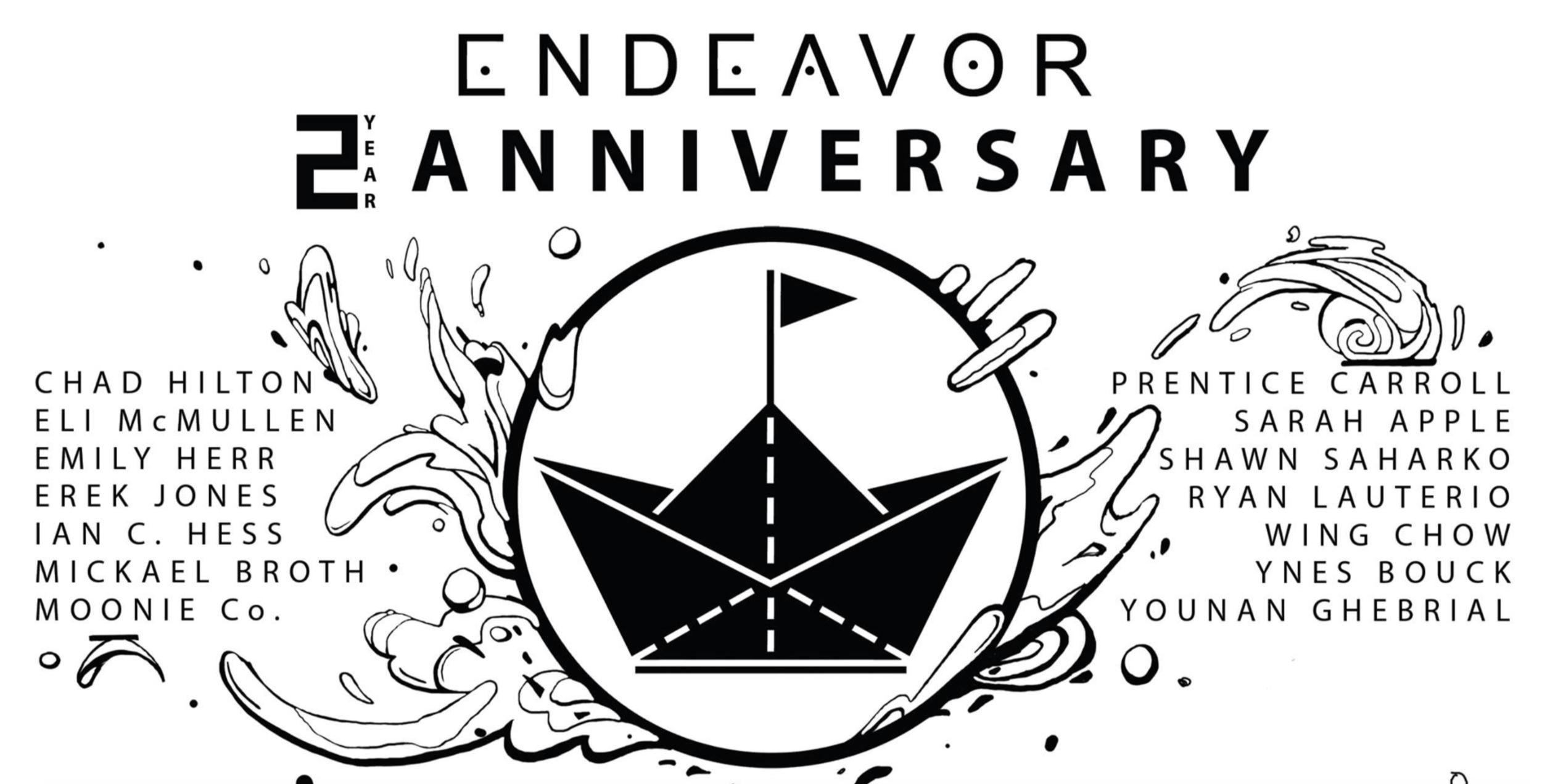 Endeavor 2 Year Anniversary Show