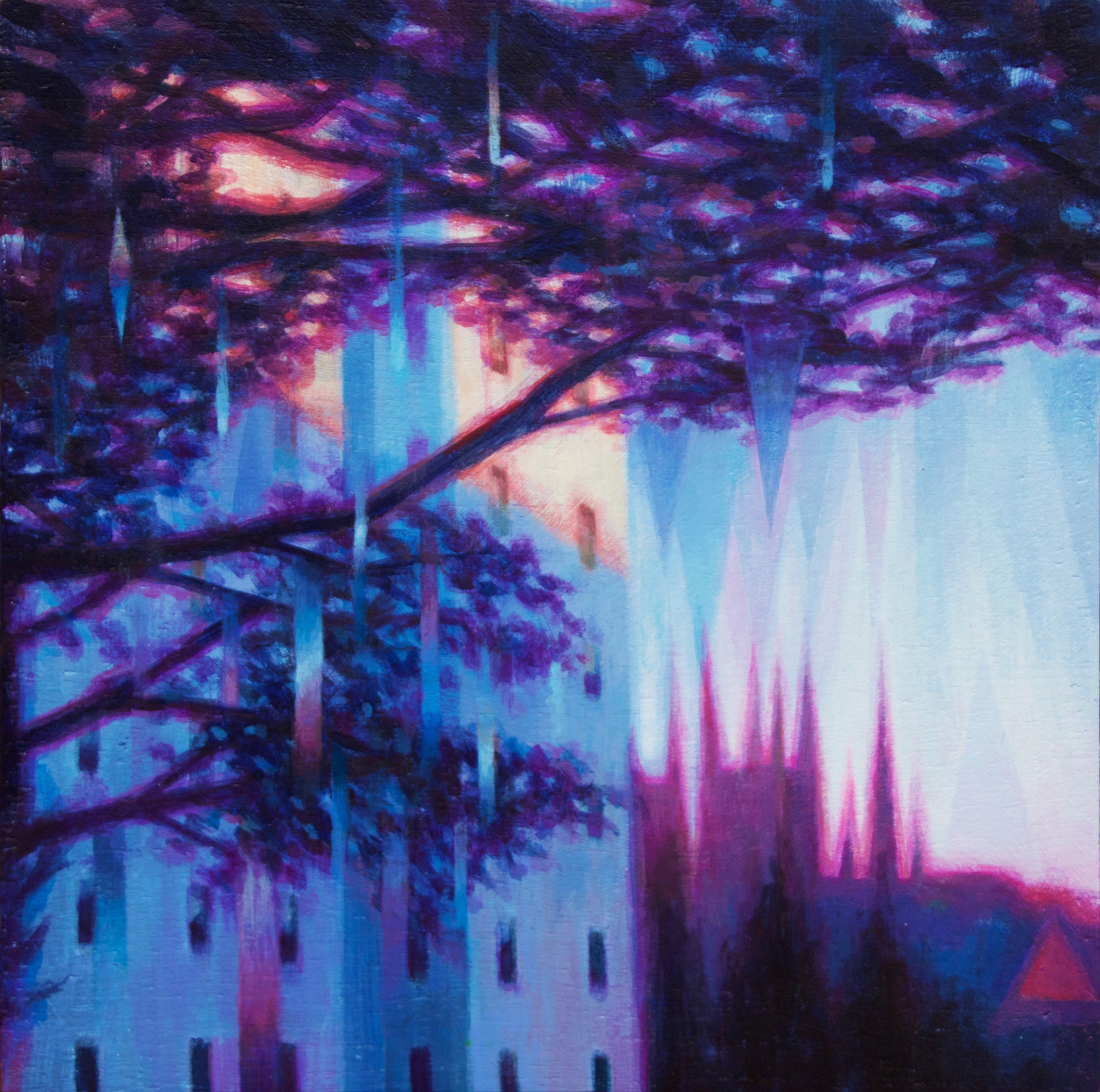 Eli McMullen Crystal Cathedral acrylic on panel 8x8_ $600.jpg