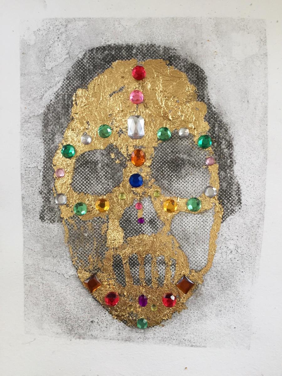Cosima Storz, Corpus Christi, Lithograph Print & Plastic Gems, NFS PROMO.jpg