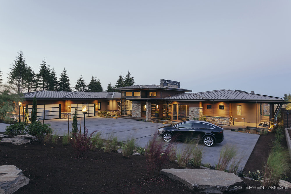 What Is Northwest Contemporary Design Fowler Home Design