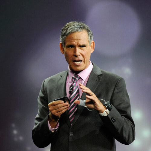 Dr. Eric Topol, MD - Dr. Eric Topol is Executive VP of the Scripps Research Institute. He has served in his current role at the Scripps Research Institute since 2007. Dr. Topol is a three time bestselling author and globally recognized for his work in advancing the future of medicine through AI and big data.*Image courtesy of STAT News