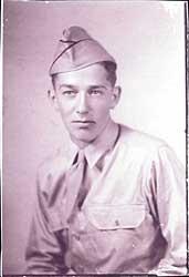 Cliff Austin, ca. 1944