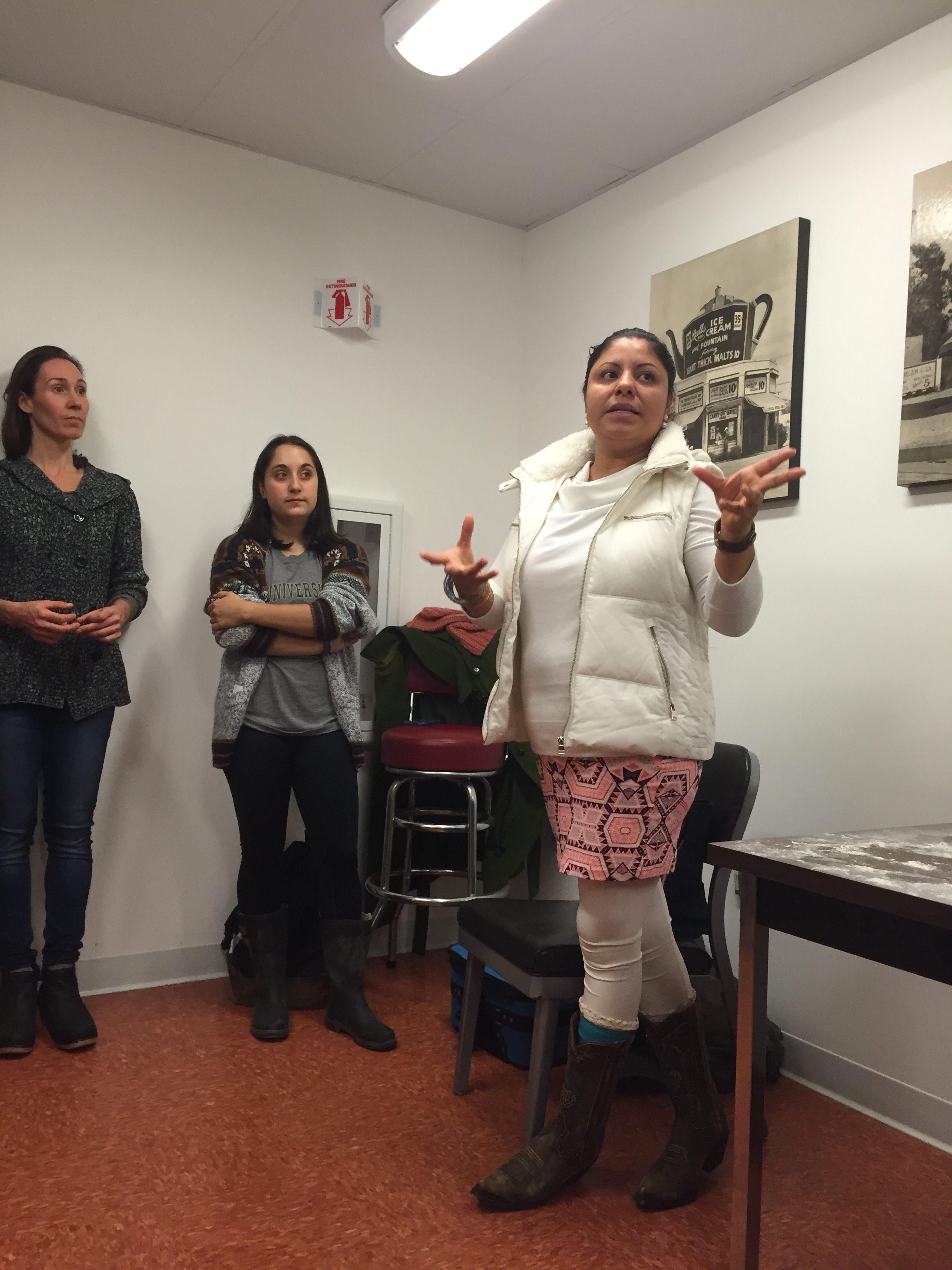 Alejanda's Introduction