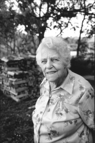 Katharine Flint Duclos. Photo by Jack Rowell.
