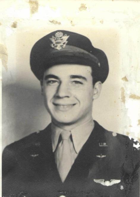 Maj. Angier - October, 1943