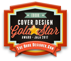 Gold StarCover Design for July 2017 - Hogan's Hope eBook cover recognized!