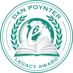 2018 Dan Poynter Legacy Award - Hogan's Hope: A Deaf Hero's Inspirational Quest for Love and Acceptance has been honored with this very special, overall award!