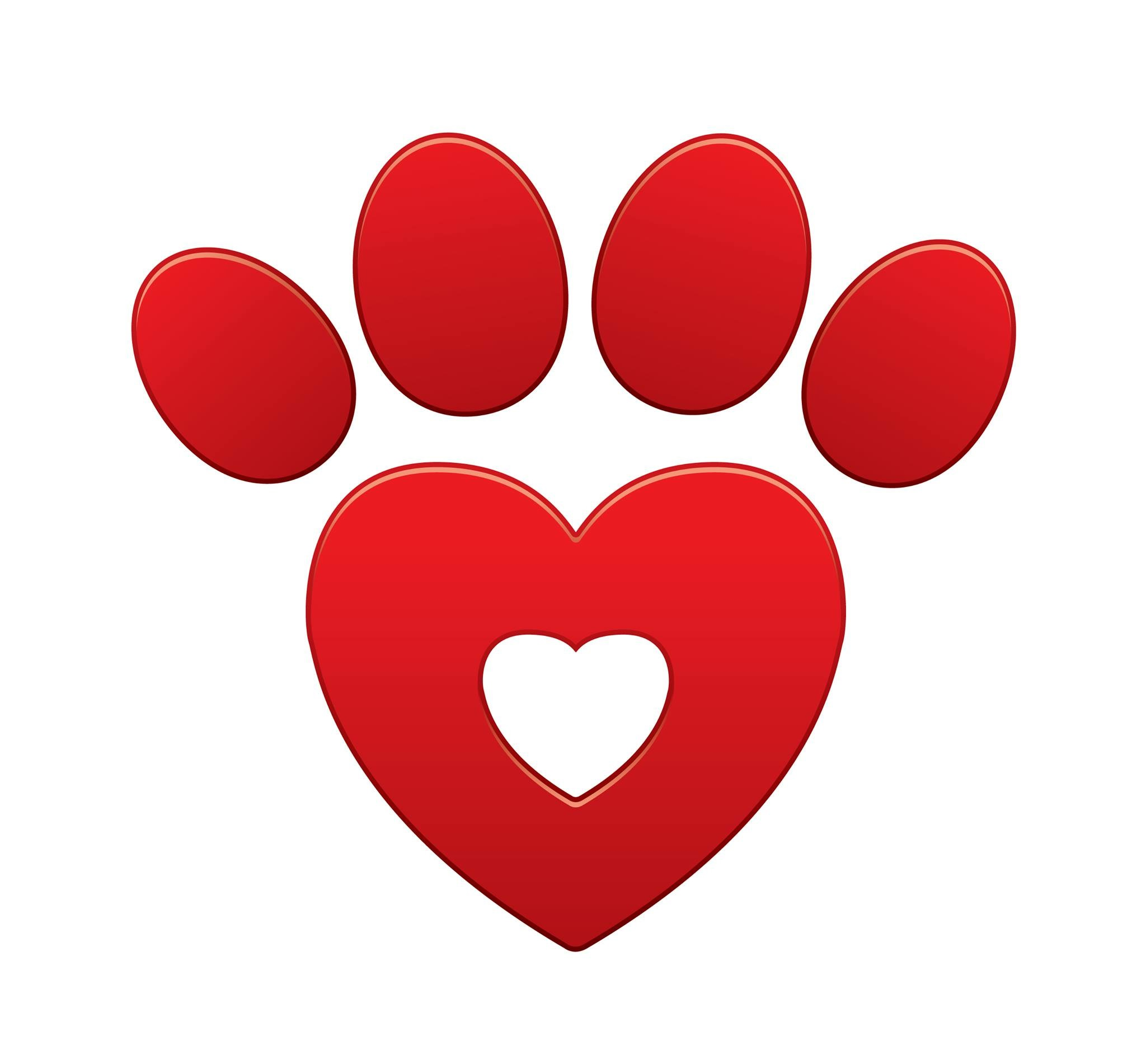 Loving hearts keep our precious animals safe.