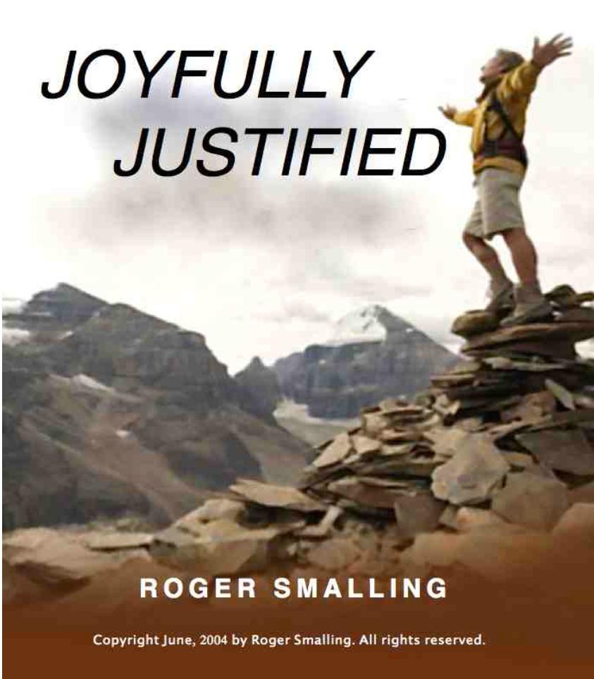 JOYFULLY JUSTIFIED