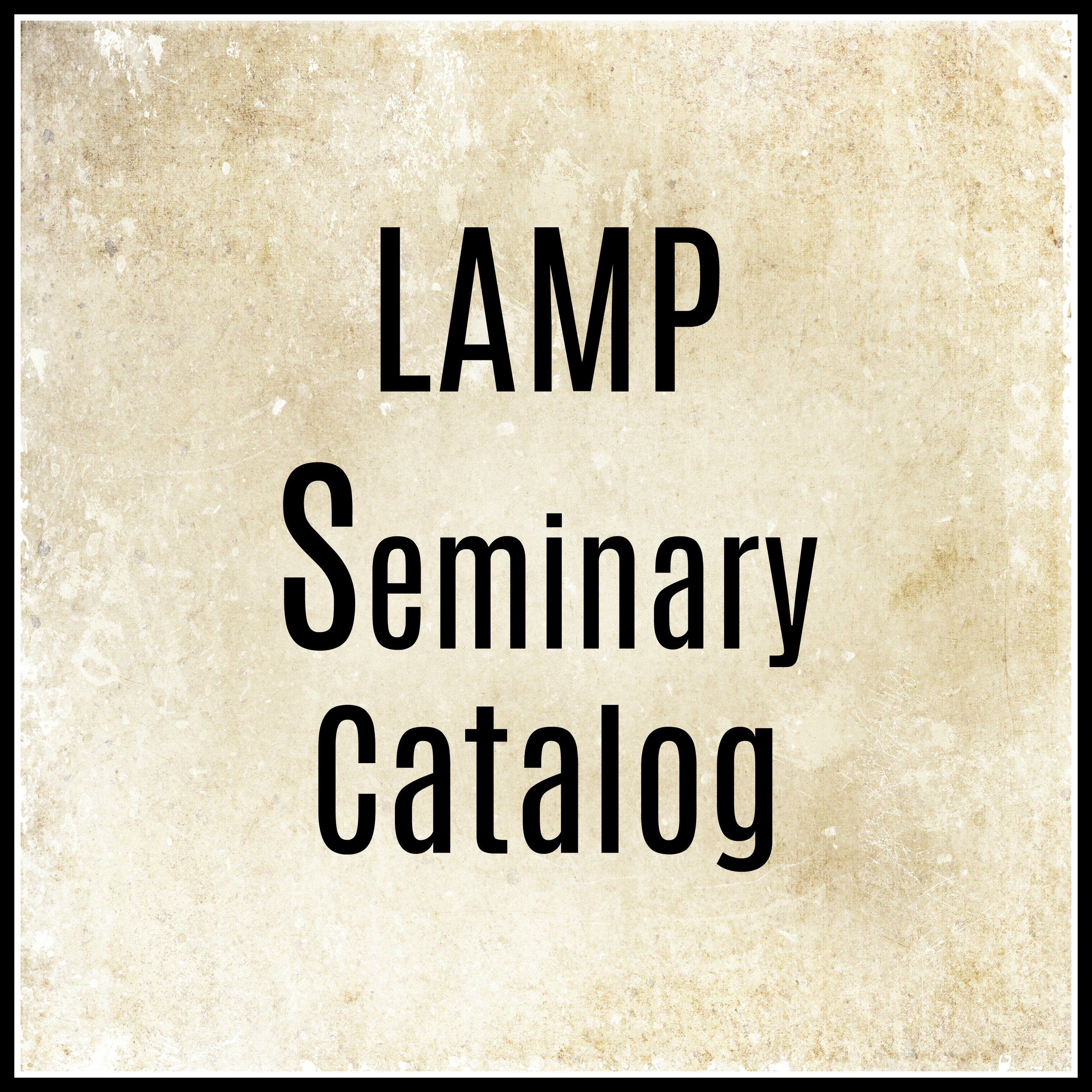 LAMP Seminary Catalog.jpg