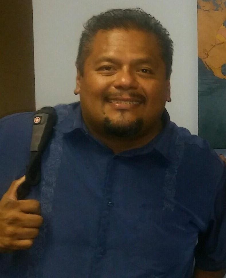 Pablo Toledo, 1.5 generation Guatemalan, First Pres Coral Springs, FL