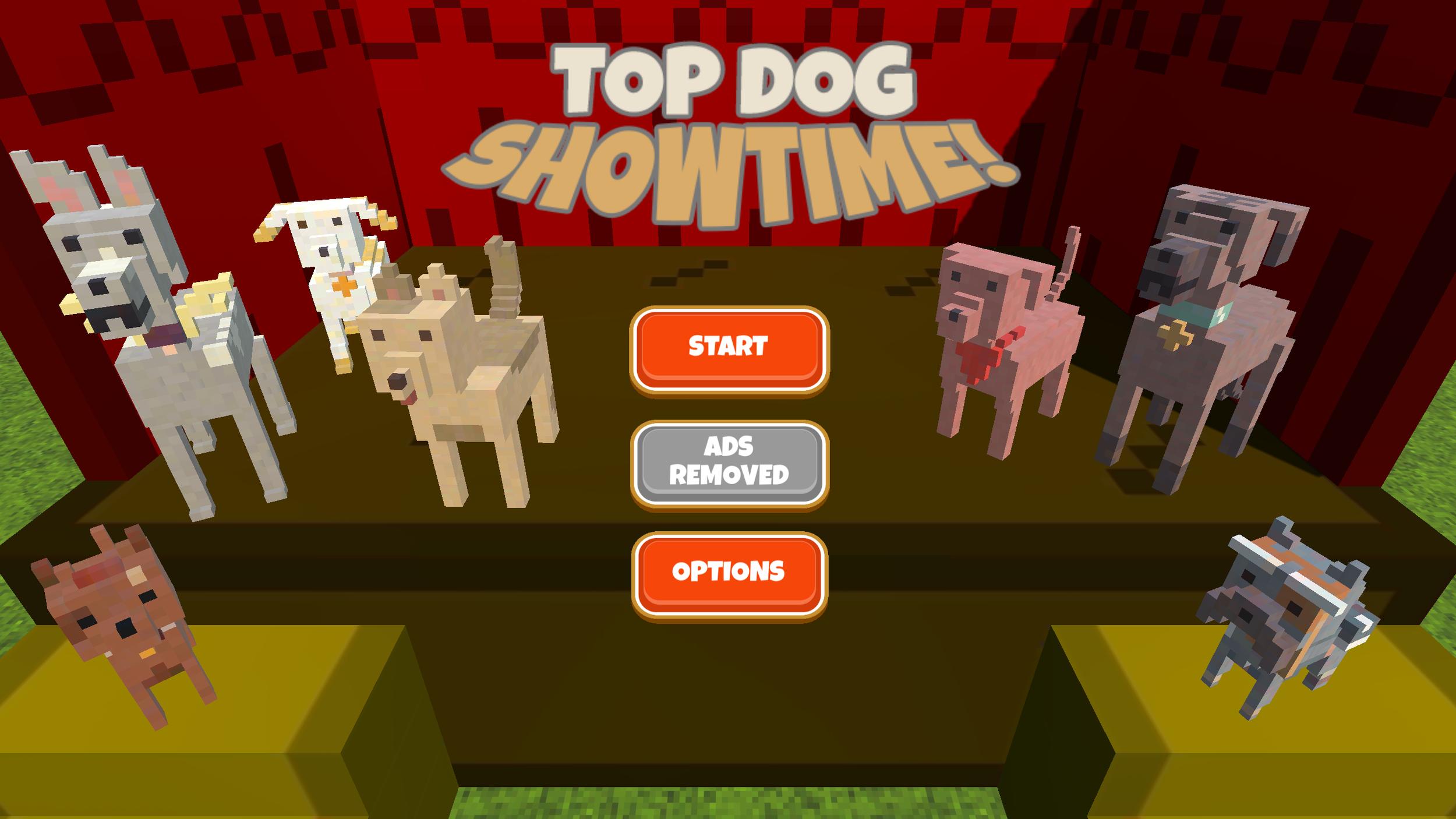 TD Showtime Screenshot Start Menu.png
