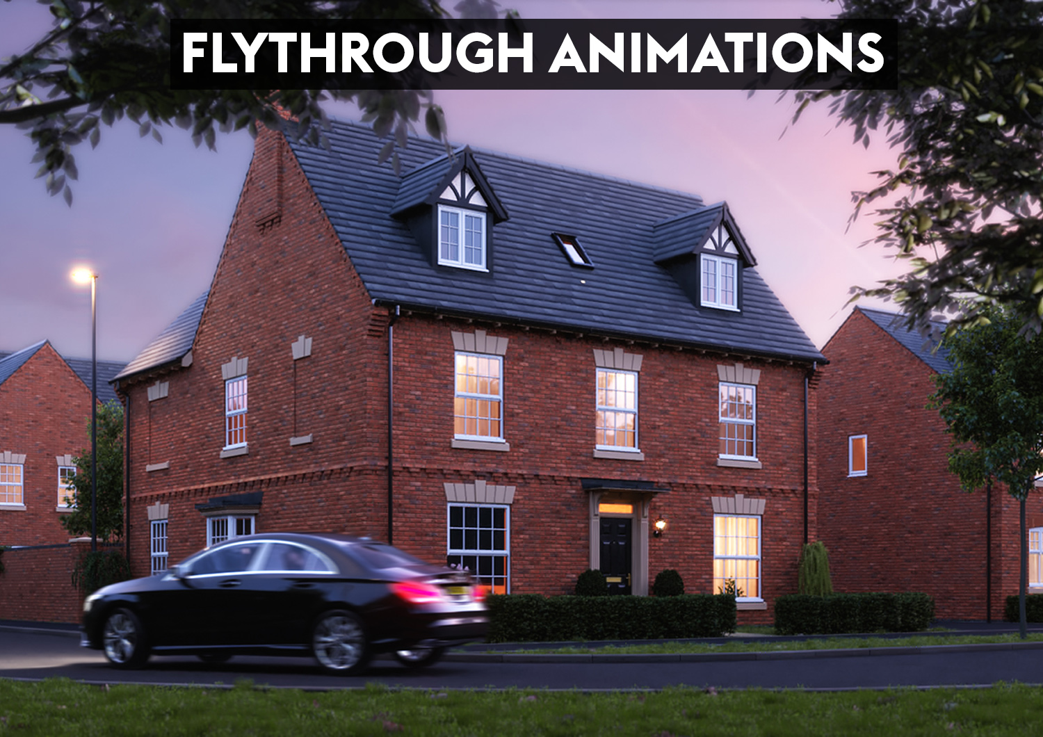 FLYTHROUGH ANIMATIONS