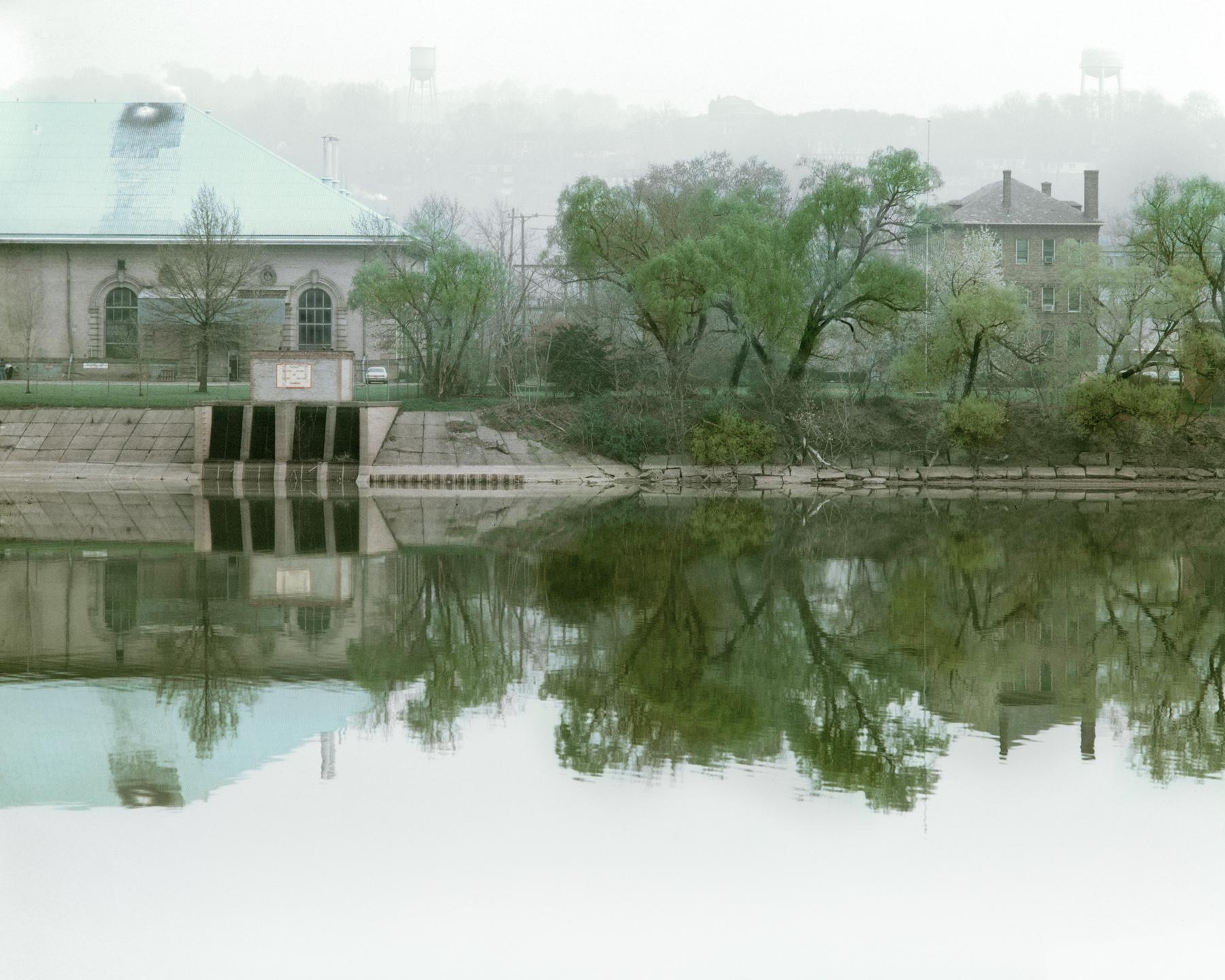 Pittsburgh Waterworks, Aspinwall, Pennsylvania, 1976