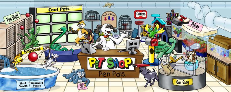 Pet Shop of the Future