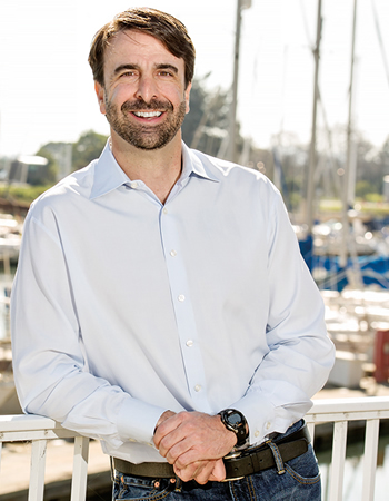 Mike Smerklo, co-founder and managing director of Next Coast Ventures