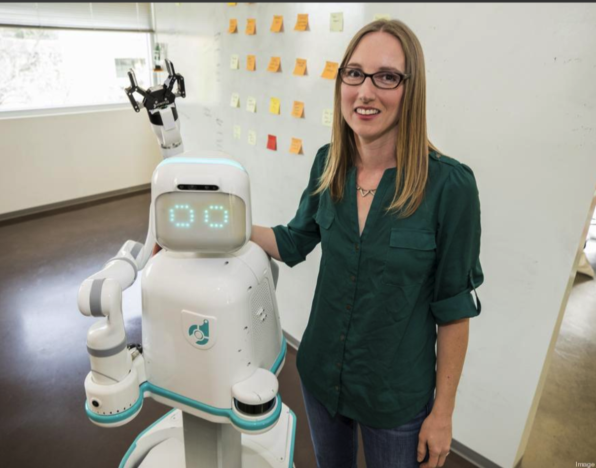 ABJ - March 21, 2019 - Diligent Robots' Andrea Thomaz Named Woman to Watch by ABJ