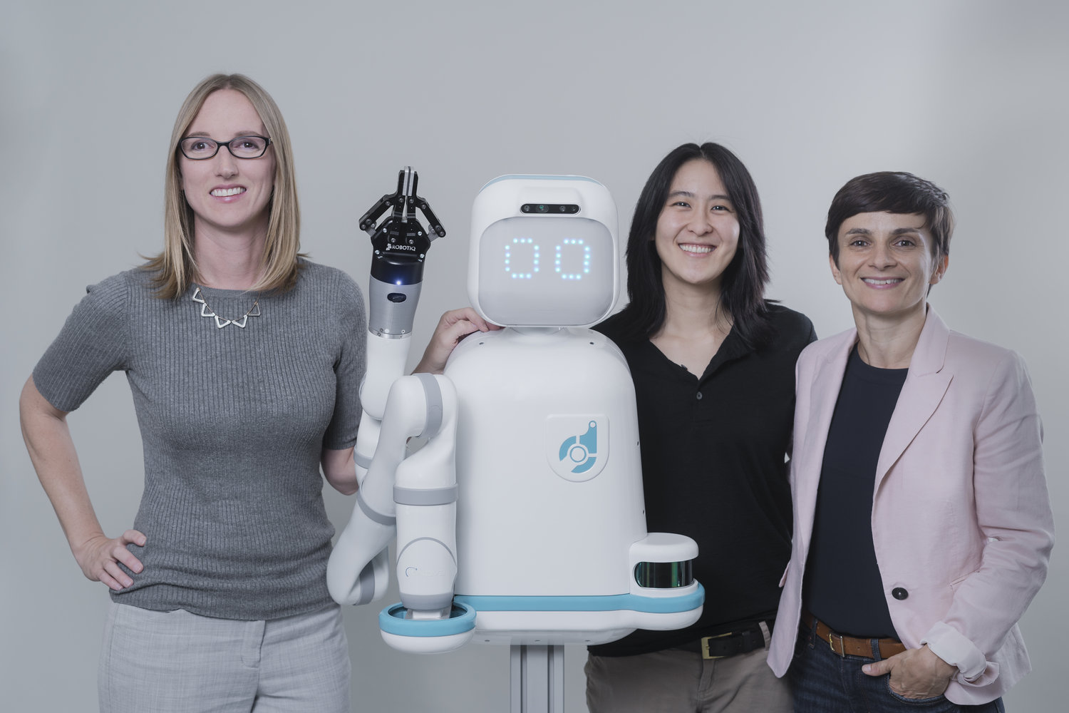 Press Release - April 9, 2019 - Diligent Robotics Receives Honorable Mention in Fast Company's 2019 World Changing Ideas Awards