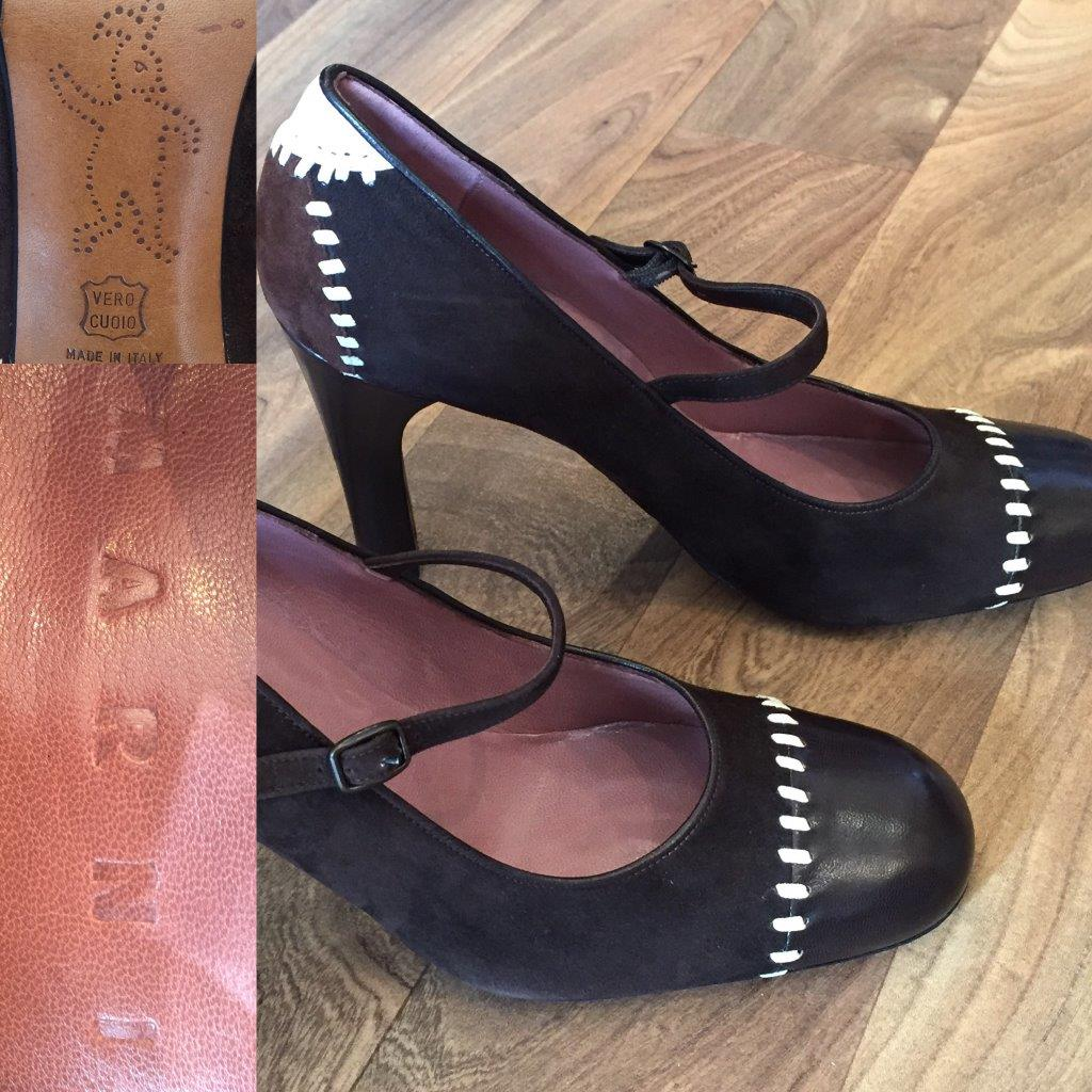 Marni brown leather and suede 'Mary Jane' shoes £199.jpg