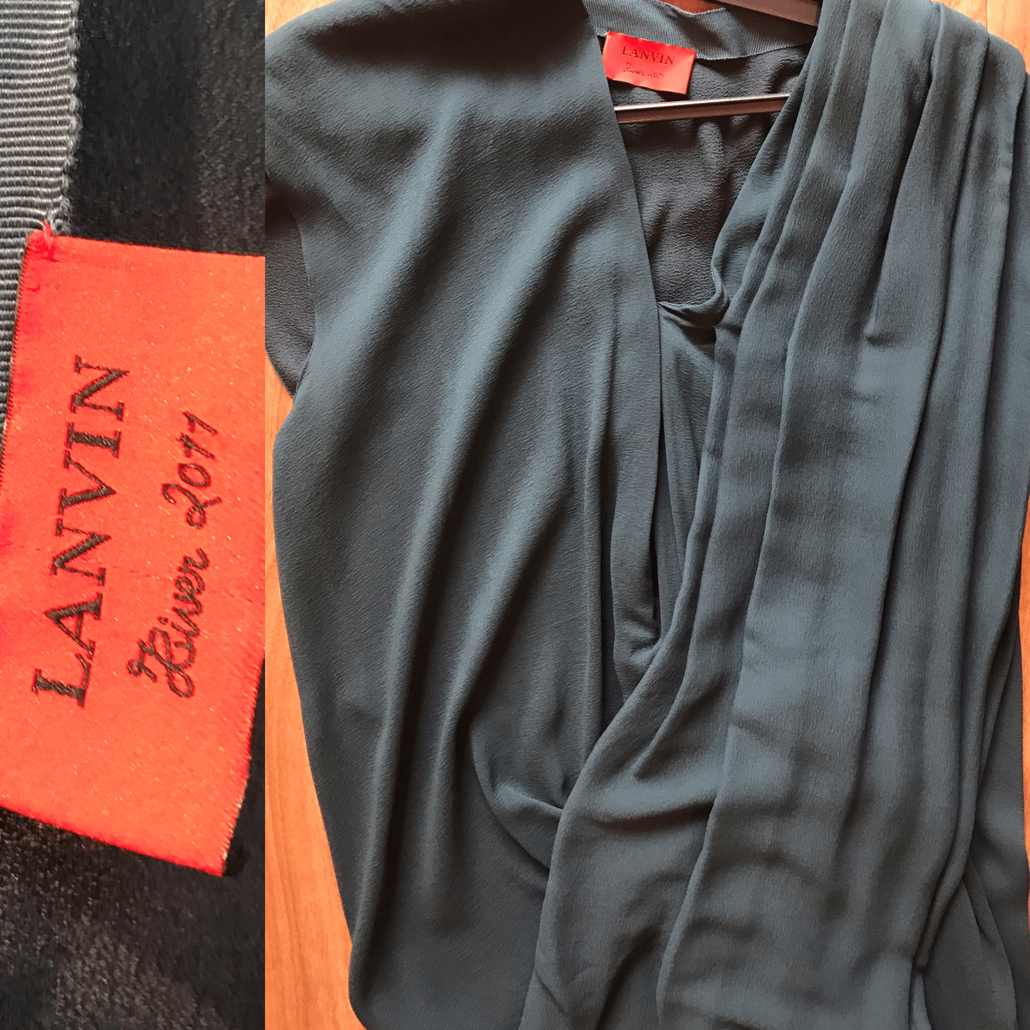 Lanvin. Asymmetric £99 size 12.png
