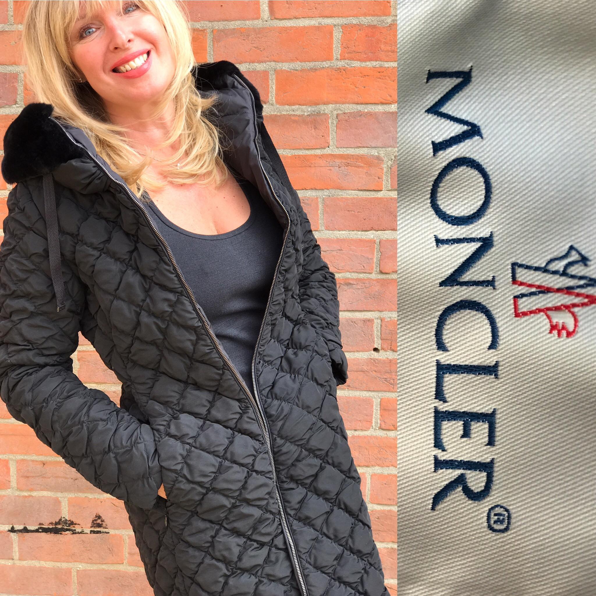Moncler fine puffa size 1 £499.JPG