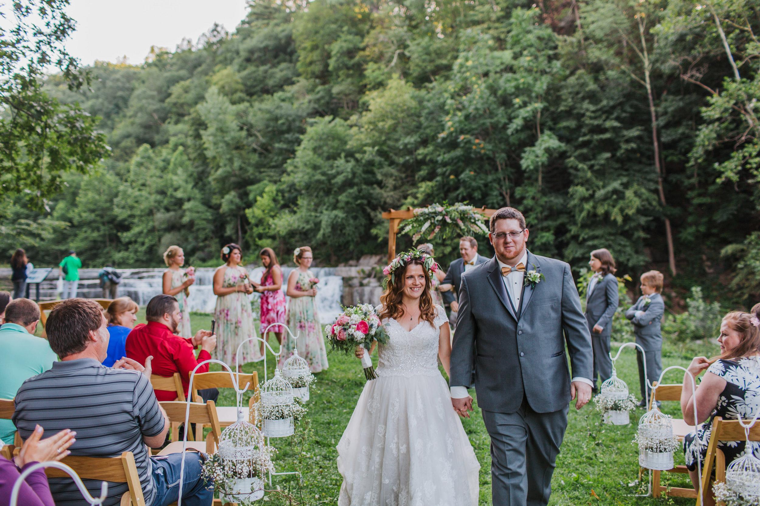 Taughannock Falls Weddings