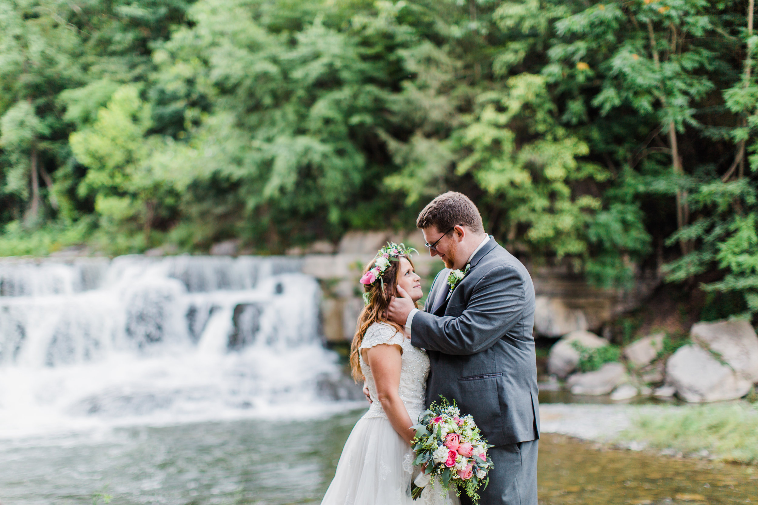 Destination Weddings at Taughannock Falls