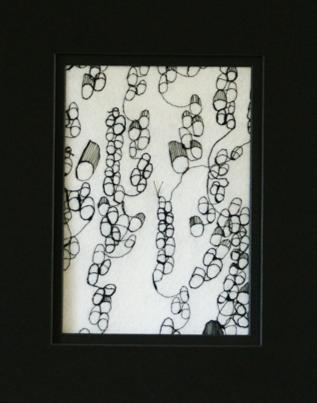 Drawn to Stitch  3   (30 cm x 30 cm)