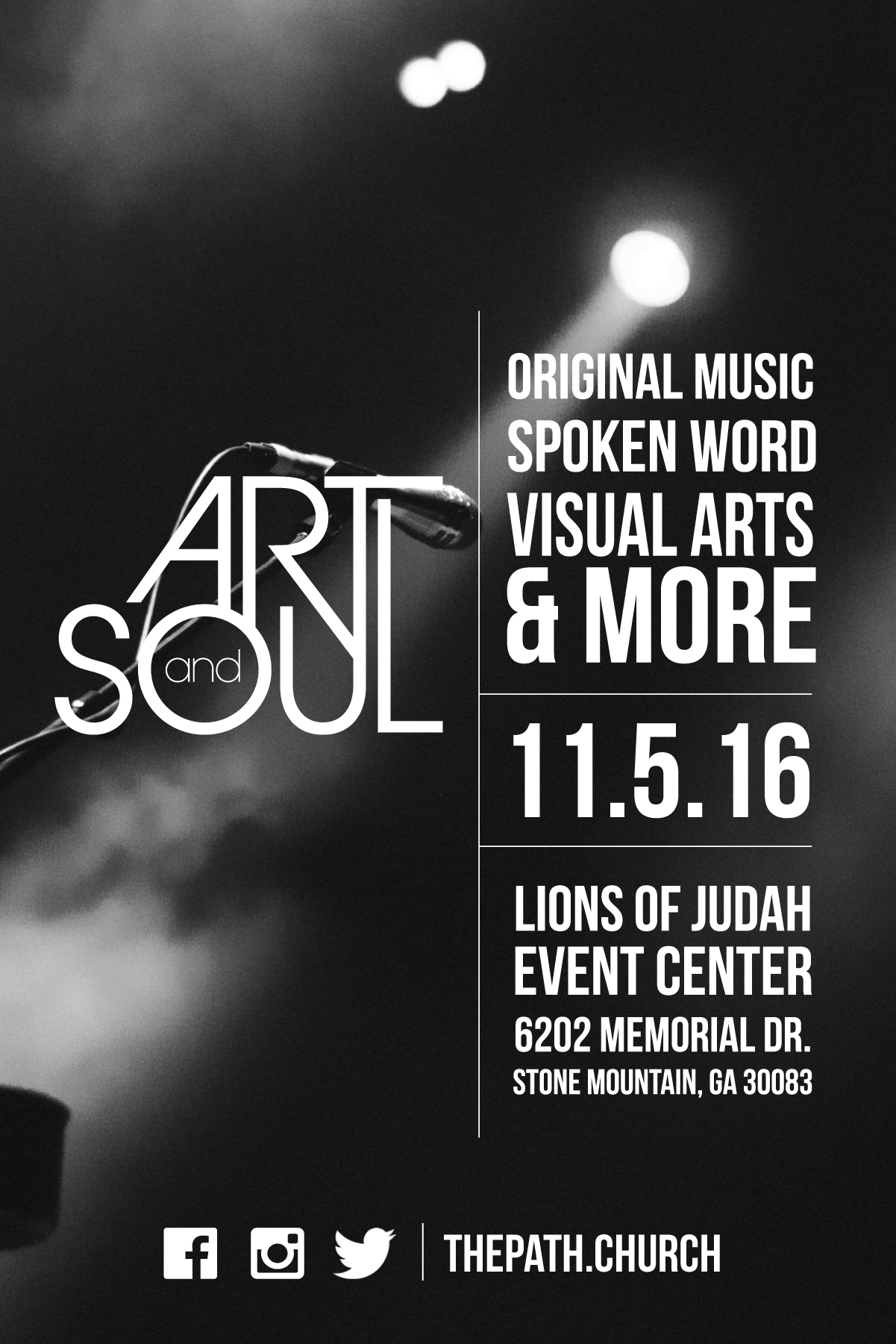 Doors Open at 7pm Performances Start at 8pm