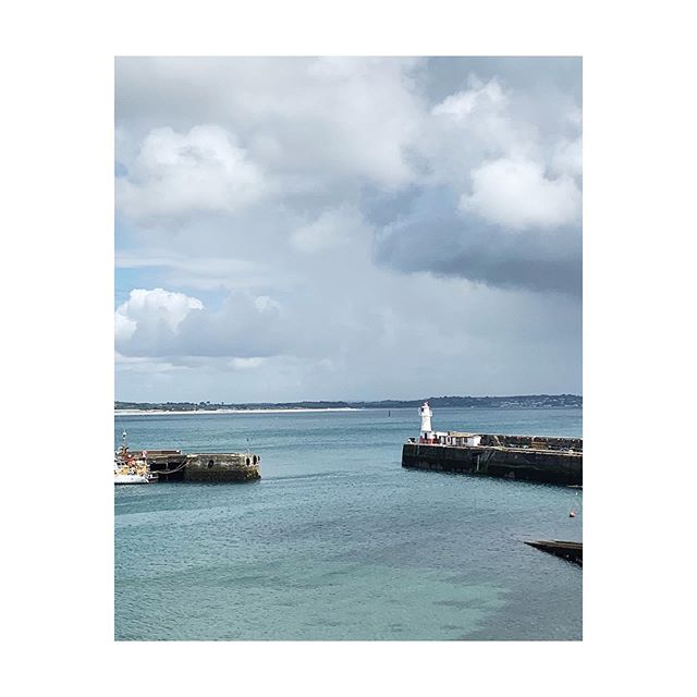 St Ives mood.